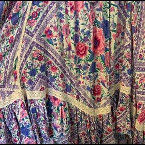 Spell & The Gypsy Collective Dresses - Spell & The Gypsy Lavender Babushka Dress Large